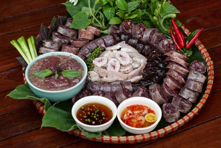 Món dồi ngon nhất Việt Nam?